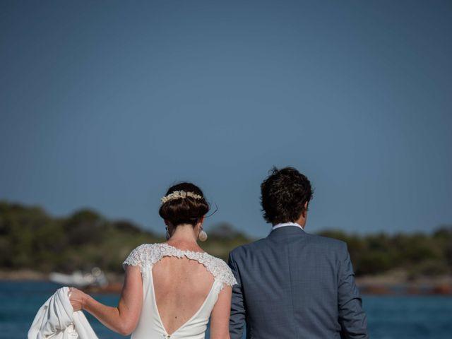 Le mariage de David et Lisa à Porto-Vecchio, Corse 27