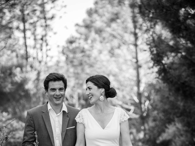Le mariage de David et Lisa à Porto-Vecchio, Corse 31