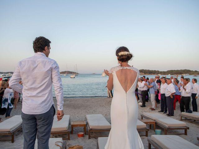 Le mariage de David et Lisa à Porto-Vecchio, Corse 37