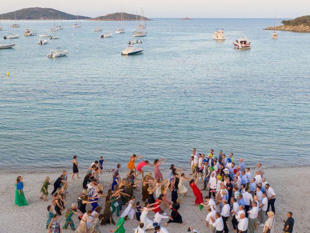 Le mariage de David et Lisa à Porto-Vecchio, Corse 38