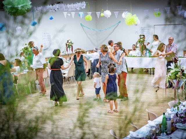 Le mariage de Philippe et Elsa à Laval-de-Cère, Lot 40