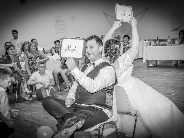 Le mariage de Philippe et Elsa à Laval-de-Cère, Lot 45