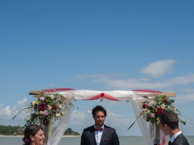 Le mariage de Mathieu et Lina à Île d'Aix, Charente Maritime 20