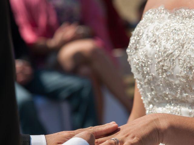 Le mariage de Mathieu et Lina à Île d'Aix, Charente Maritime 25