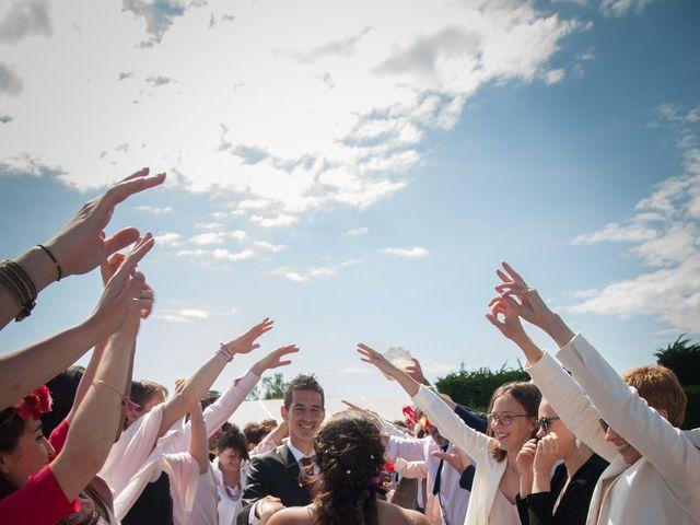 Le mariage de Mathieu et Lina à Île d'Aix, Charente Maritime 29