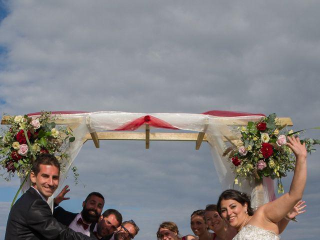 Le mariage de Mathieu et Lina à Île d'Aix, Charente Maritime 39
