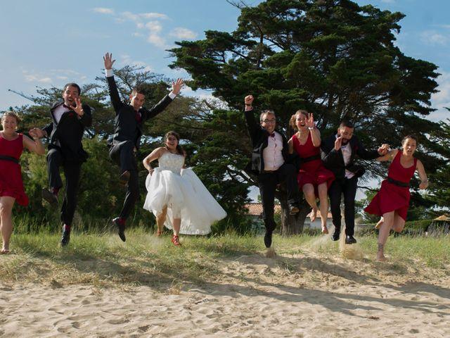 Le mariage de Mathieu et Lina à Île d'Aix, Charente Maritime 42
