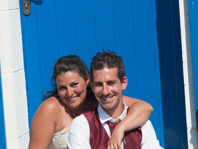 Le mariage de Mathieu et Lina à Île d'Aix, Charente Maritime 46