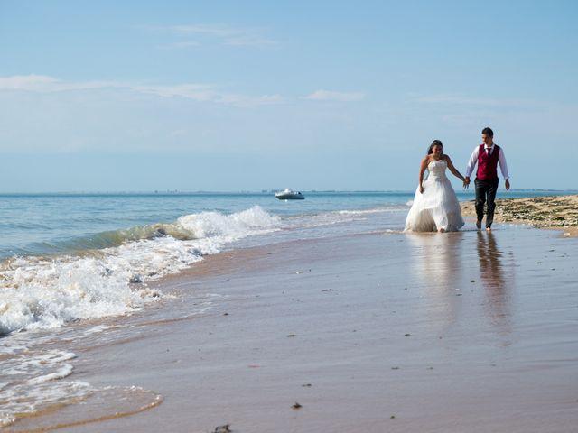 Le mariage de Mathieu et Lina à Île d'Aix, Charente Maritime 50