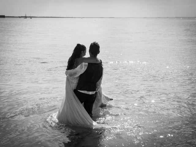 Le mariage de Mathieu et Lina à Île d'Aix, Charente Maritime 51