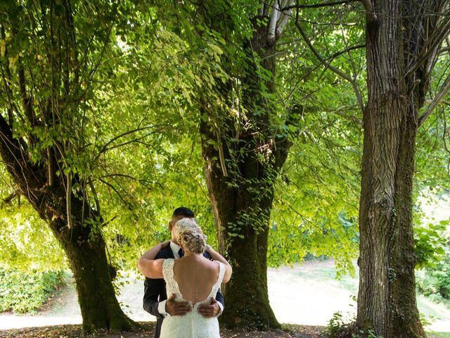 Le mariage de Grégory et Anne-Sophie à Noyant-de-Touraine, Indre-et-Loire 14