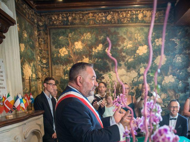 Le mariage de Grégory et Anne-Sophie à Noyant-de-Touraine, Indre-et-Loire 20