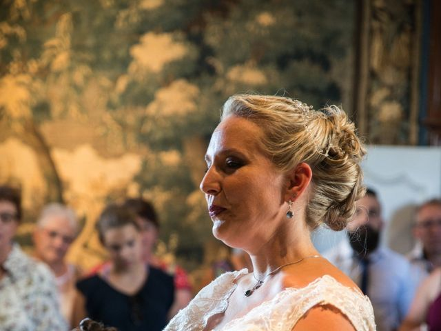 Le mariage de Grégory et Anne-Sophie à Noyant-de-Touraine, Indre-et-Loire 26