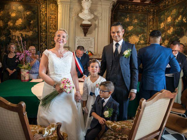 Le mariage de Grégory et Anne-Sophie à Noyant-de-Touraine, Indre-et-Loire 27