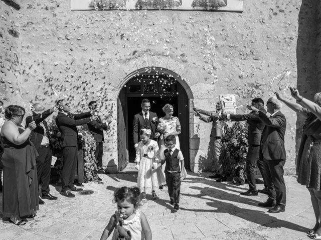 Le mariage de Grégory et Anne-Sophie à Noyant-de-Touraine, Indre-et-Loire 34