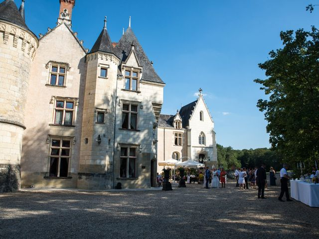 Le mariage de Grégory et Anne-Sophie à Noyant-de-Touraine, Indre-et-Loire 36