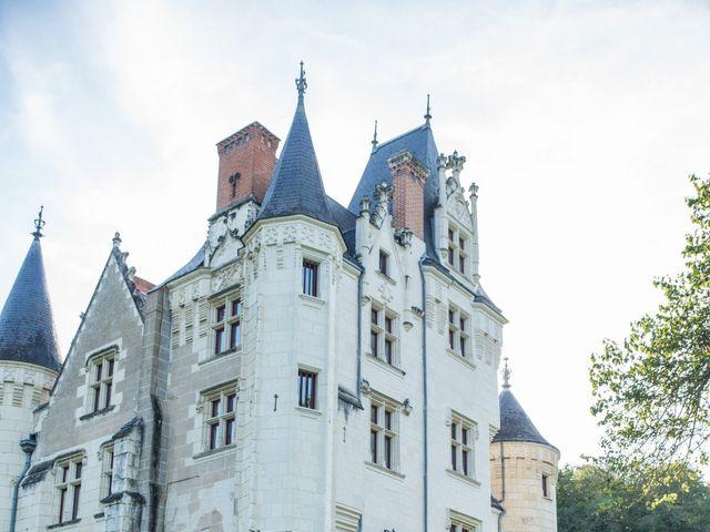 Le mariage de Grégory et Anne-Sophie à Noyant-de-Touraine, Indre-et-Loire 41