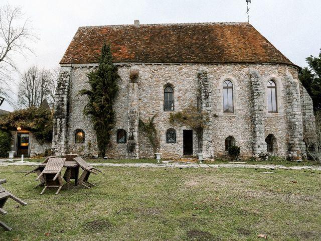 Le mariage de Cédric et Marion à Évry-Grégy-sur-Yerre, Seine-et-Marne 30