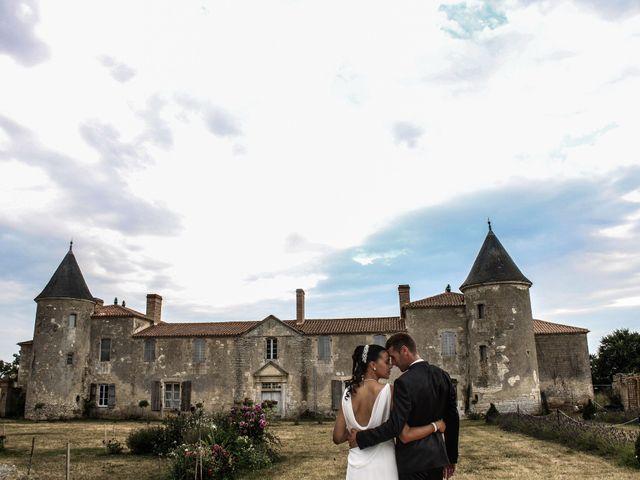 Le mariage de Betsy et Cédric