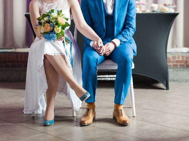 Le mariage de Rémi et Marie à Comines, Nord 9