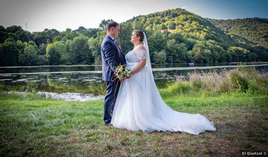 Le mariage de Philippe et Elsa à Laval-de-Cère, Lot
