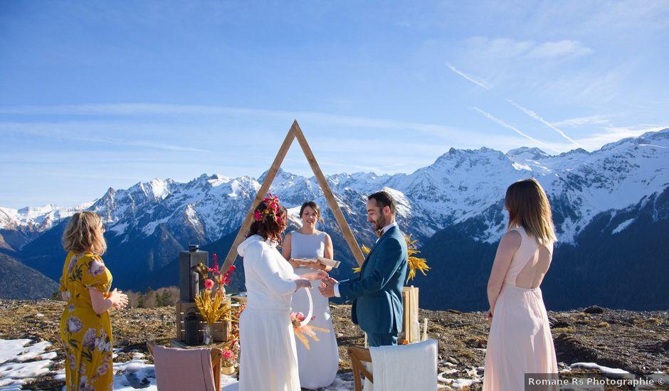 Le mariage de Damien et Clémentine à Bagnères-de-Luchon, Haute-Garonne