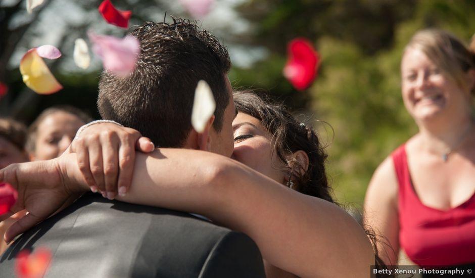 Le mariage de Mathieu et Lina à Île d'Aix, Charente Maritime