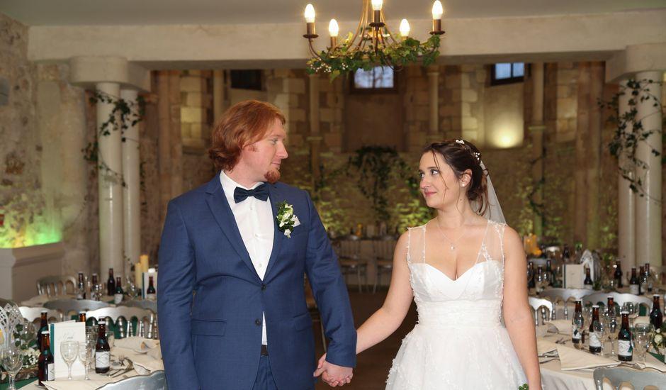 Le mariage de Cédric et Marion à Évry-Grégy-sur-Yerre, Seine-et-Marne