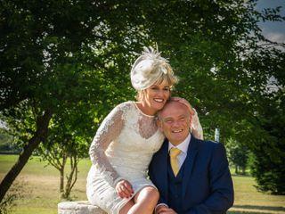 Le mariage de Cathy et Tony 1