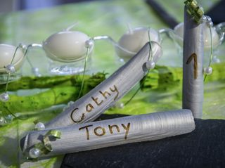 Le mariage de Cathy et Tony 2