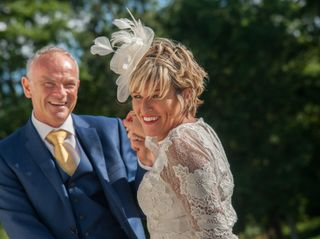 Le mariage de Cathy et Tony
