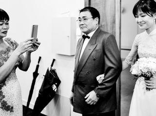 Le mariage de Stephanie et Carl 1