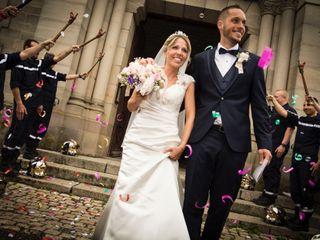 Le mariage de Aurélie et Greg