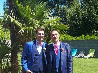Le mariage de Julien et Sylvain