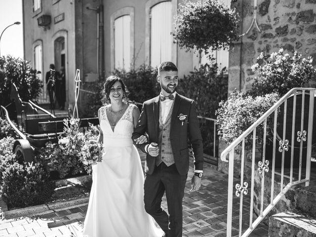 Le mariage de Thomas et Kelly à Espiens, Lot-et-Garonne 8