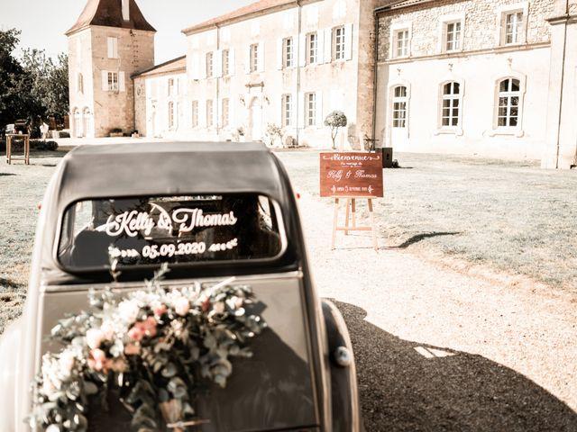 Le mariage de Thomas et Kelly à Espiens, Lot-et-Garonne 11