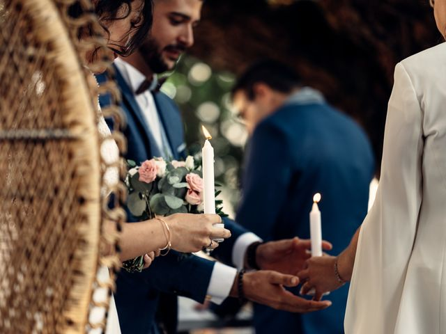 Le mariage de Thomas et Kelly à Espiens, Lot-et-Garonne 14