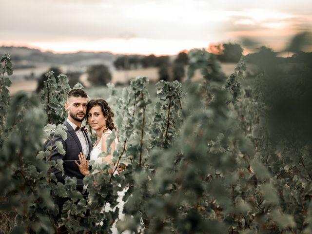 Le mariage de Thomas et Kelly à Espiens, Lot-et-Garonne 20