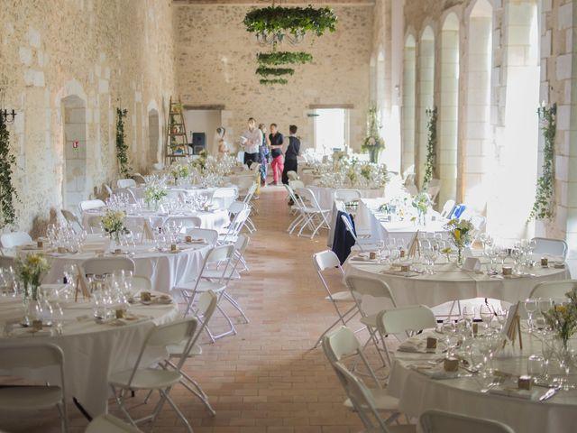 Le mariage de Olivier et Lucie à Saint-Georges-sur-Loire, Maine et Loire 2