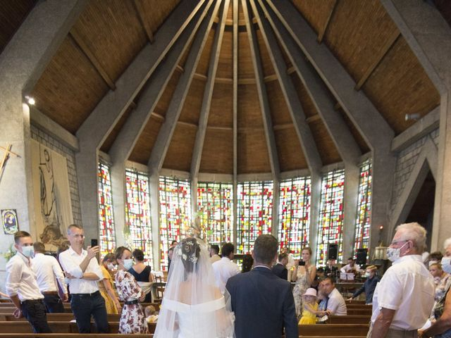 Le mariage de Olivier et Lucie à Saint-Georges-sur-Loire, Maine et Loire 4