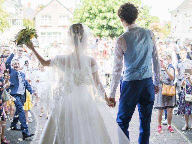 Le mariage de Lucie et Olivier