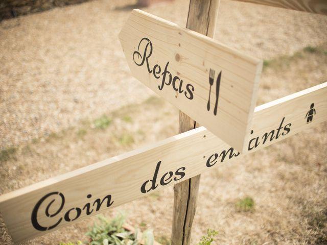 Le mariage de Olivier et Lucie à Saint-Georges-sur-Loire, Maine et Loire 5