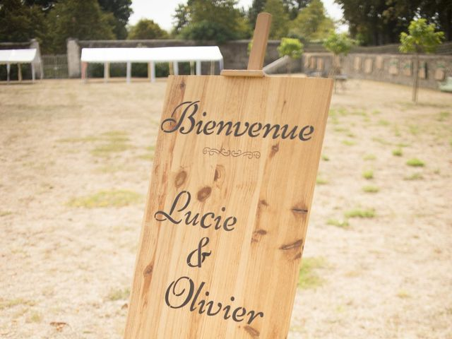 Le mariage de Olivier et Lucie à Saint-Georges-sur-Loire, Maine et Loire 6