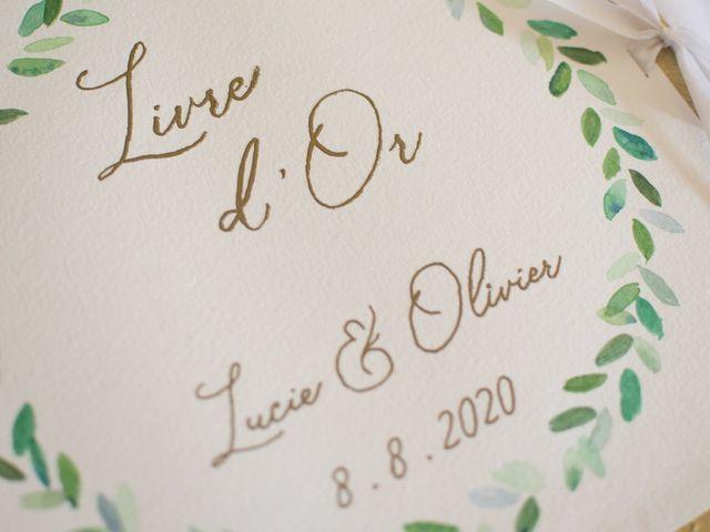 Le mariage de Olivier et Lucie à Saint-Georges-sur-Loire, Maine et Loire 8