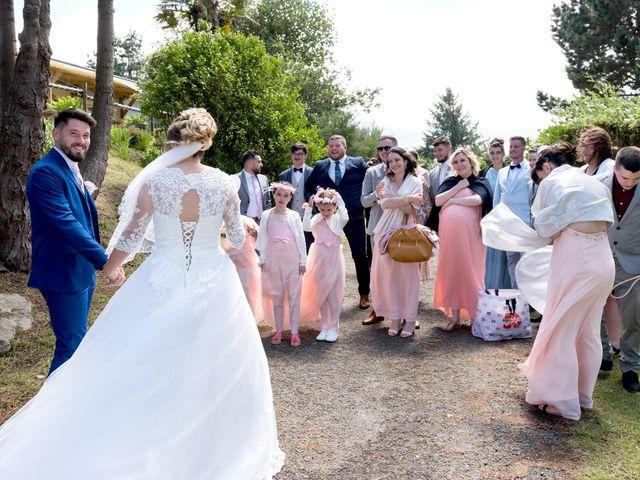 Le mariage de François et Fanny à Lannion, Côtes d'Armor 39