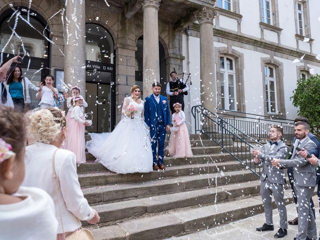 Le mariage de François et Fanny à Lannion, Côtes d'Armor 78