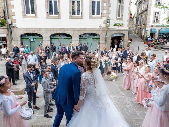 Le mariage de François et Fanny à Lannion, Côtes d'Armor 79
