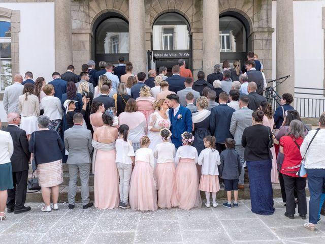 Le mariage de François et Fanny à Lannion, Côtes d'Armor 82