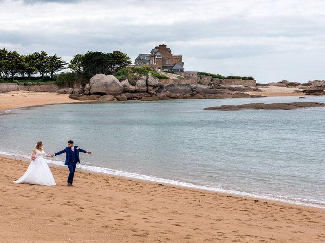 Le mariage de François et Fanny à Lannion, Côtes d'Armor 108