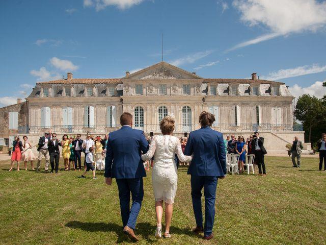 Le mariage de Tony et Cathy à Marennes, Charente Maritime 14